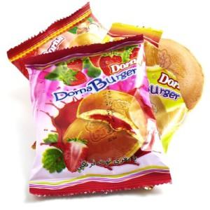 Dorayaki dorna burger